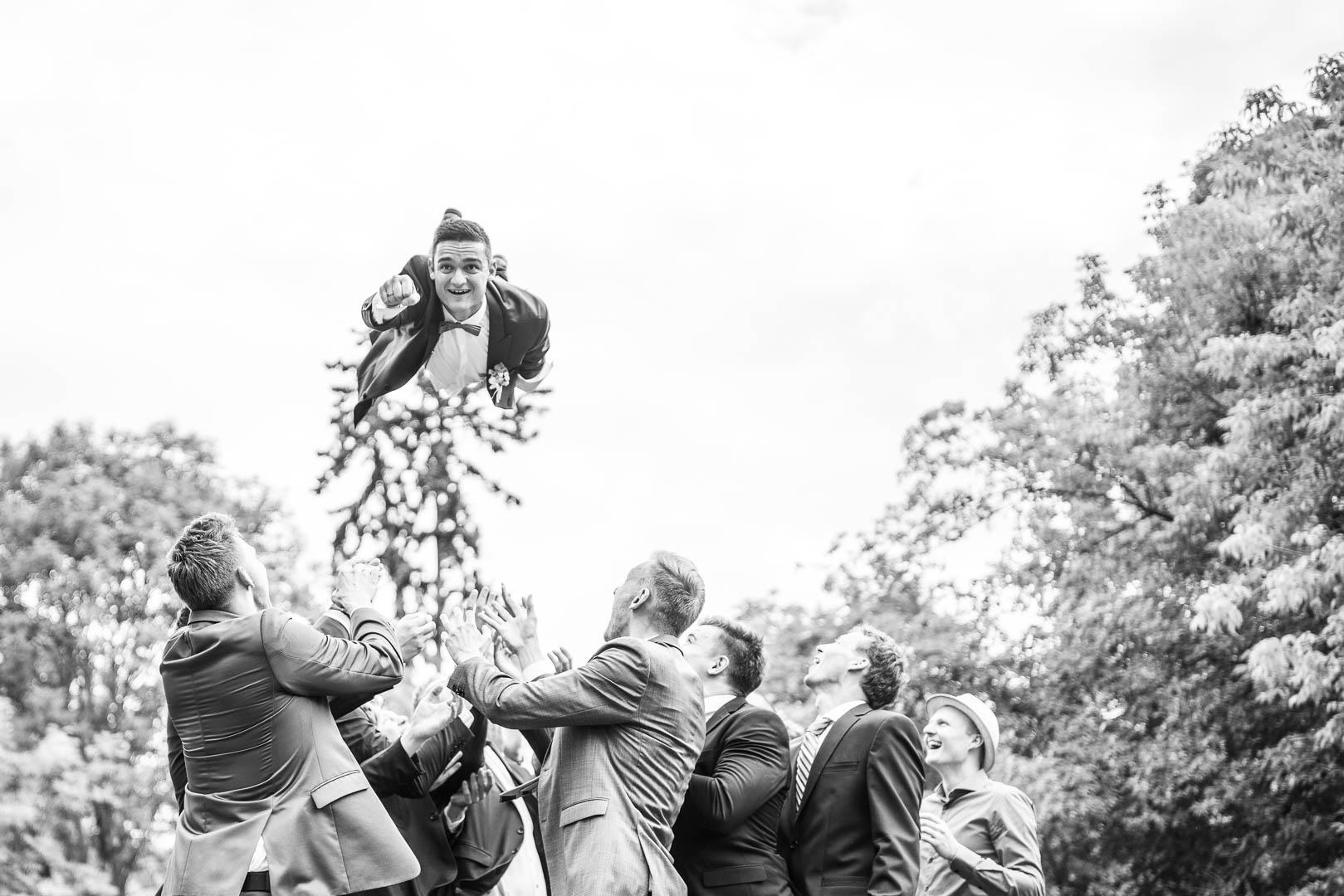Lebendige Hochzeitsbilder von Winkel und Blick